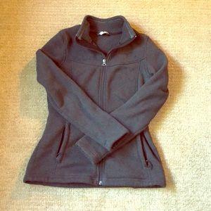 Women's North Face full zip